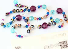Genuine SWAROVSKI 5000 Round Crystal Beads * Many Sizes & Colors