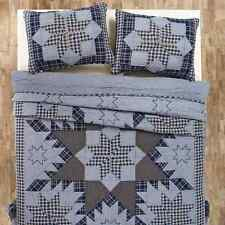 Jenson Country Star 7Pc King Queen Quilt Set