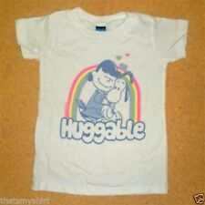 New Junk Food Peanuts Snoopy Huggable Kids T-Shirt Infant Toddler