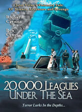20, 000 Leagues Under the Sea (DVD, 2004)