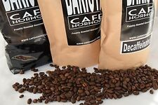 CO2 Decaf Decaffeinated UK Roasted Coffee whole beans / ground 100% arabica BEST