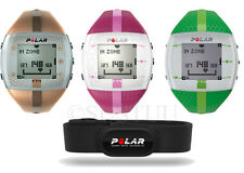 POLAR FT4F HRM Ladies Heart Rate Monitor Sports Fitness Watch & Chest Strap New