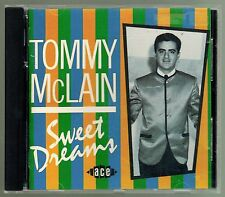 Sweet Dreams [Ace] by Tommy McLain - CD - 20 tracks