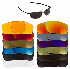 New SEEK Polarized Replacement Lenses for Oakley SQUARE WIRE 2 (2014)
