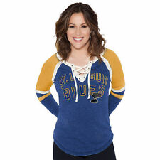Touch by Alyssa Milano St. Louis Blues T-Shirt - NHL