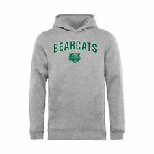 Youth Ash Northwest Missouri State Bearcats Proud Mascot Pullover Hoodie