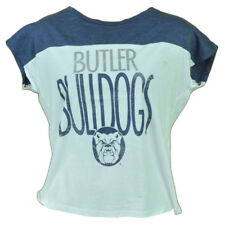 NCAA Butler Bulldogs The Butler Way Womens Ladies Tshirt Tee Crew Neck White
