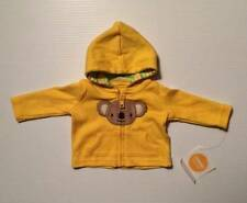 NWT Gymboree Preemie Boys Koala or Monkey Hooded Sweatshirt Size up to 5 lbs