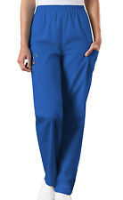 Royal Cherokee Workwear Natural Rise Pull On Cargo Scrub Pants 4200 ROYW