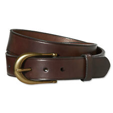 Orvis American Bridle Leather Belt