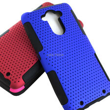 For Motorola DROID Turbo XT1254 Color APEX Hybrid Gel Hard Case Cover Accessory