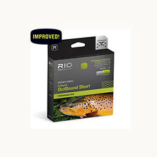 Rio InTouch Freshwater Outbound Short Fly Line, I/S3, Free Ship** & Free Backing