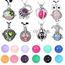 HOT Sale Angel Caller Mexican Ball Locket Pendant Chime Bell Necklace New Gift