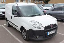 2012 Fiat Doblo 1.3 Multijet 16V Van Start Stop Diesel white Manual