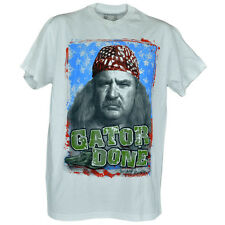 Swamp People Shirt Bruce Mitchell Gator Done Tshirt History Alligators Mens Tee