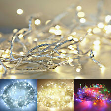 20/30/50LED String Fairy Lights Battery Operated Xmas Party Room Decor