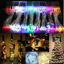Party Xmas 20/30/50LED String Battery Fairy Lights Operated Room Decor