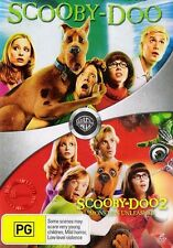 SCOOBY-DOO 1 - 2 : NEW DVD