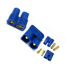 6 Pair Female Male EC3 EC 3 3.5mm Bullet Connector Plug Battery M1 Blue