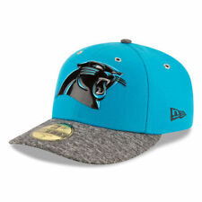 New Era Carolina Panthers Fitted Hat - NFL