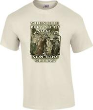 Funny Golf When I Die Bury All My Stuff Next To My Old Bag Golfing T-Shirt