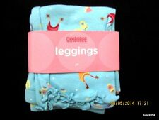 Gymboree Sugar and Spice Mittens Scarf Hat Leggings Blue 3-6-12-18-24-2T-5-6 NWT