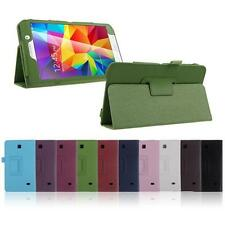 """Case Cover For Samsung Galaxy Tab 4 7""""Tablet SM-T230 Stand Flip Magnetic Fashion"""