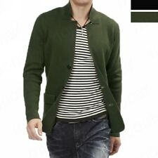 New Fashion Mens Casual Formal Blazer Button Coat Slim Fit Jacket Outwear Tops