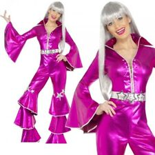 1970s Dancing Dream Costume Disco Fever Fancy Dress Outfit