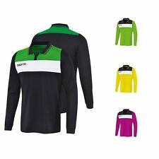 FOOTBALL GOALKEEPER SHIRT NAOS - MACRON - Long Sleeves - Sizes from 3XS to 3XL