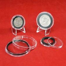 Airtite Coin Holder Capsules  - Choose Your Black Ring Type Model and Quantity