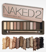 New URBAN DECAY COSMETICS Naked Palette Or Naked2 Palette CHOOSE Shade