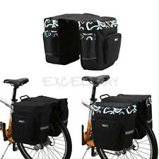 Roswheel 30L Waterproof Cycling Bicycle Bike Rear Seat trunk Bag Handbag Pannier