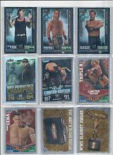 Choose your WWE Card Slam Attax Mayhem and More