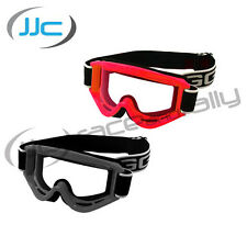 Bike-It WSGG Budget/Entry Level Goggles - Ideal For Autograss/Oval/MX/Off Road
