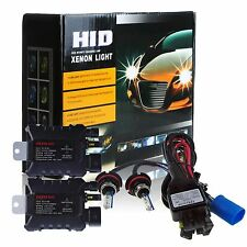 HID 55W Hi/Lo Bi Xenon Conversion KIT Headlight Bulbs 9007 H13 H4 H1 Ballast Set