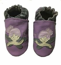 NIP ROBEEZ Shoes Fairy Lilac Purple 6-12m 12-18m 4 5 5.5 6 6.5