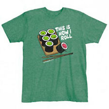 David and Goliath Mens T-shirt - This Is How I Roll