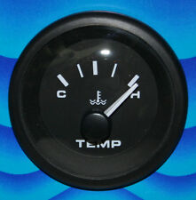 Teleflex Premier Pro Water O/B Temperature Gauge Kit - 62748P