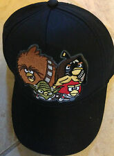 Angry Birds Star Wars Adjustable Ball Cap 2 Styles New with Tags Mint MSRP $16