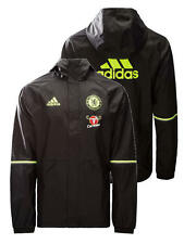 All weather Chelsea Fc Adidas Training Jacket 2016 17 Black