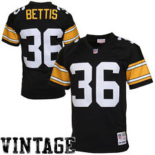 Jerome Bettis Mitchell & Ness Pittsburgh Steelers Football Jersey - NFL