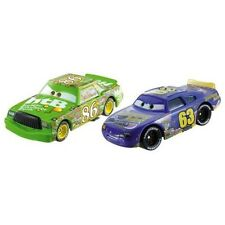 Mattel Disney Cars Die-Cast Pack Of 2 Toy Car selectable new