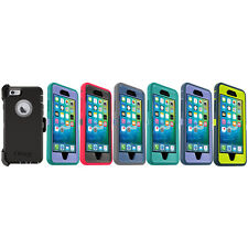 "NEW!! OtterBox Defender Series Case for iPhone 6 & iPhone 6s w/ Belt Clip (4.7"")"