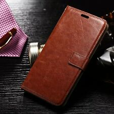 Luxury Flip PU Leather Wallet Card Stand Cover Case For Samsung Galaxy Note 7