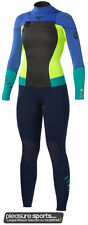 Roxy Syncro Wetsuit 3/2mm GBS SEALED SEAMS Chest Zip Womens WARM BEST SELLER