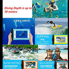 Underwater Dry Bag Case Cover Waterproof Pouch For iPhone/Cell Phone/Touchscreen