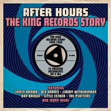 After Hours: The King Records Story 1956-1959 [3CD Box Set] Various Artists Audi