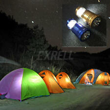 Collapsible Solar Rechargeable Outdoor Camping Lantern Light LED Hand Lamp New