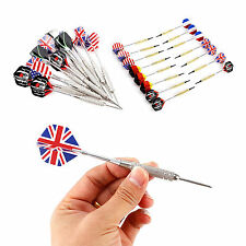 15 pcs Soft Tip Darts with Flights & tips or 12 pcs Steel Needle Tip Dart Set